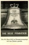 Wien - Die Neue Pummerin -- Am 26. April 1952 im Triumph heimgefehrt und dem Frieden geweiht.