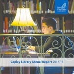 Copley Library Annual Report 2017-2018 by Helen K. and James S. Copley Library, University of San Diego