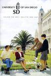 Bulletin of the University of San Diego College for Men 1966-1967 by University of San Diego. College for Men
