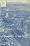 Bulletin of the University of San Diego Graduate Division 1974-1975