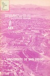 Bulletin of the University of San Diego Graduate Division 1976-1977