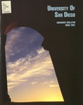 Bulletin of the University of San Diego Graduate Division 1989-1991