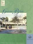 Bulletin of the University of San Diego Graduate Division 1999-2001 by University of San Diego