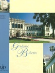 Bulletin of the University of San Diego Graduate Division 2003-2005 by University of San Diego