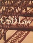 Bulletin of the University of San Diego School of Law 1999-2001