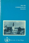 Undergraduate Bulletin of the University of San Diego 1980-1982 by University of San Diego