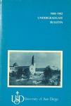 Undergraduate Bulletin of the University of San Diego 1980-1982