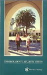 Undergraduate Bulletin of the University of San Diego 1988-1990 by University of San Diego
