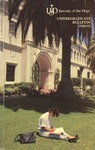 Undergraduate Bulletin of the University of San Diego 1990-1992 by University of San Diego