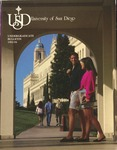 Undergraduate Bulletin of the University of San Diego 1992-1994 by University of San Diego