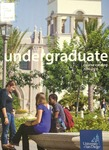Undergraduate Bulletin of the University of San Diego 2014-2016 by University of San Diego