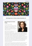 USD Department of Ethnic Studies Newsletter 2:2