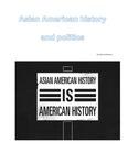 Asian American History and Politics by Rahaf Abdalkareem