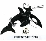 Guide to the University of San Diego Undergraduate Orientation records
