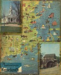 Photoscenic Massachusetts Holiday Travel Scrapbook