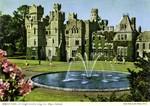 Ashford Castle, on Lough Corrib, Cong, County Mayo, Ireland
