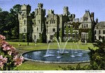 Ireland - Cong - Ashford Castle on Lough Corrib