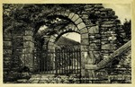 Ireland - County Wicklow - Glendalough - Entrance to the Churches