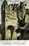Blarney - Kissing the Blarney Stone
