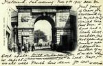 Derry – Bishop Gate, Londonderry
