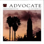Advocate 1993/1994 volume 11 number 1 by Office of Development and Alumni Affairs, USD School of Law