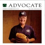 Advocate 1994 volume 11 number 2 by Office of Development and Alumni Affairs, USD School of Law