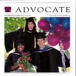 Advocate 1995 volume 12 number 2 by Office of Development and Alumni Affairs, USD School of Law