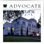 Advocate 1996 volume 13 number 2 by Office of Development and Alumni Affairs, USD School of Law