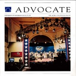 Advocate 1996/1997 volume 14 number 1 by Office of Development and Alumni Affairs, USD School of Law