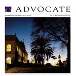 Advocate 1997 volume 14 number 2 by Office of Development and Alumni Affairs, USD School of Law