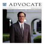 Advocate 1998 volume 15 number 2 by Office of Development and Alumni Affairs, USD School of Law