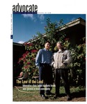 Advocate 1998-1999 volume 16 number 1 by Office of Development and Alumni Affairs, USD School of Law