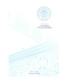 57th University of San Diego School of Law Commencement Program, 2014 by University of San Diego School of Law