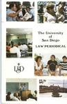 Woolsack Senior Digest, 1981 by University of San Diego School of Law