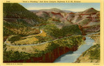 """Road a Winding,"" Salt River Canyon, Highway U.S. 60, Arizona"