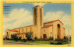 United States – Arizona – Tucson – Saints Peter and Paul Church