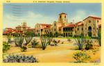 U.S. Veterans' Hospital, Tucson, Arizona