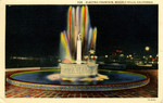 Electric Fountain, Beverly Hills, California