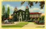 The Stanford Union, Stanford University, Palo Alto, California