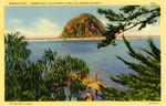 Morro Rock - Morro Bay, California, San Luis Obispo County