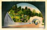 Tunnels Through Elysian Park, Los Angeles, California