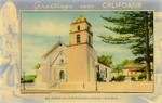 Mission San Buenaventura, Ventura, California