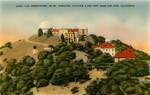 United States – California – Mount Hamilton – Lick Observatory on Mount Hamilton