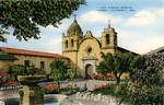 United States – California – Carmel-by-the-Sea – San Carlos Mission