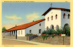 Mission San Luis Obispo de Tolosa, California
