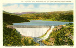 Panorama of the Nederland Dam and Lake in  Boulder Cañon, Colorado [Front]