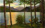 Morning Scene - Grand Lake, Colorado