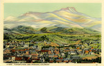 Fisher's Peak and Trinidad, Colorado