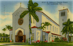 Saint Anthony's Catholic Church - Fort Lauderdale, Florida