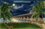 Overseas Highway Bridge at Pigeon Key